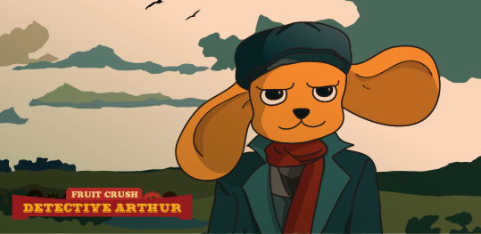 Fruit Crush - Detective Arthur